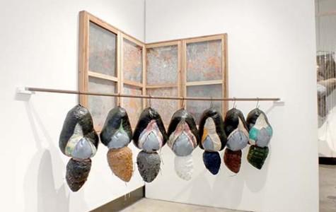 Cerritos College Art Gallery Opening