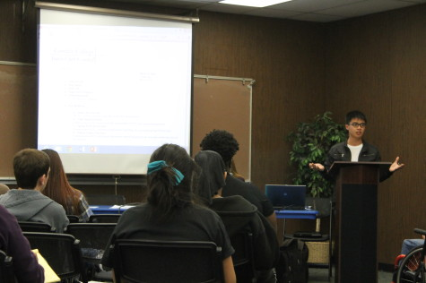 Inter-Club Council discusses plans for upcoming events
