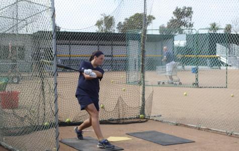 Montana transfer fits well into softball team