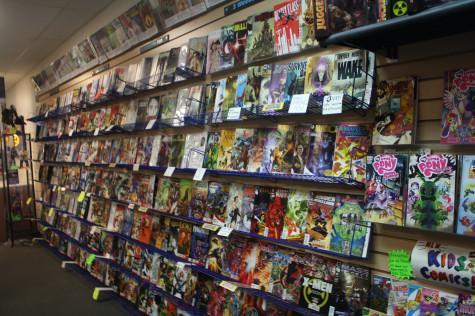 Gear up for free comic books at Metropolis comics