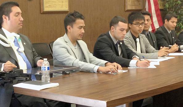 Slideshows: ASCC Debate 2014