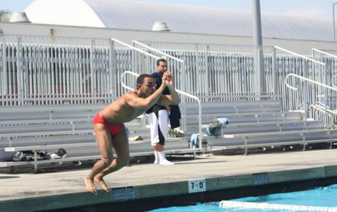 Diving team has high hopes for Pasadena Invitational