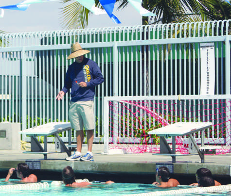 Fatigued swimming team looks ahead to Golden West Invitational