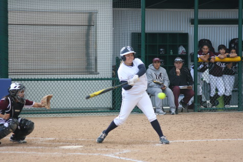 Home game ends in hefty loss against Mt. San Antonio College for softball team
