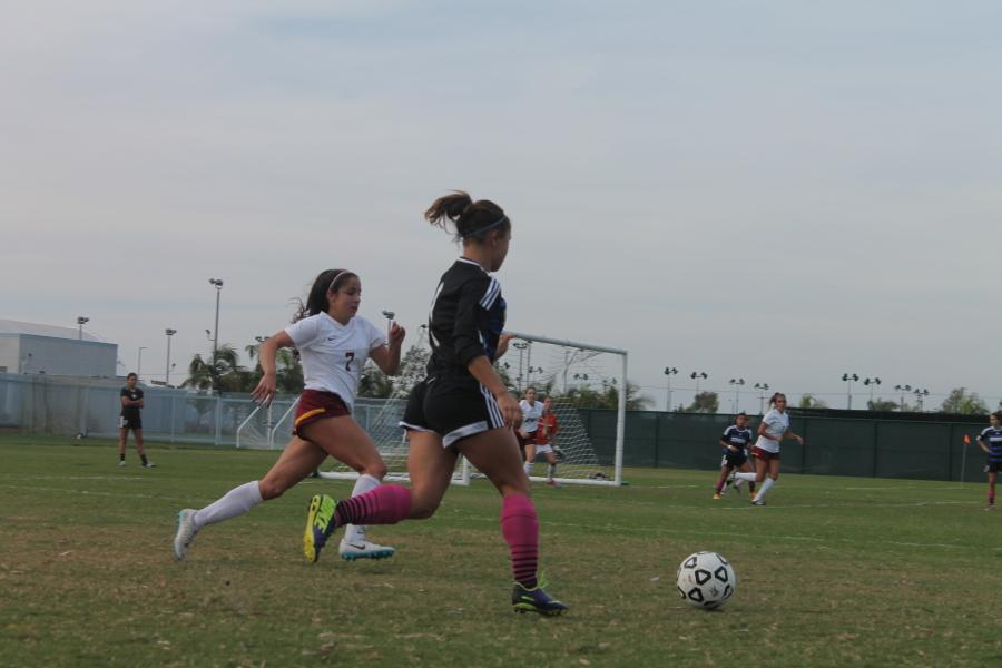 Milestones set in shutout victory over Pasadena Lancers
