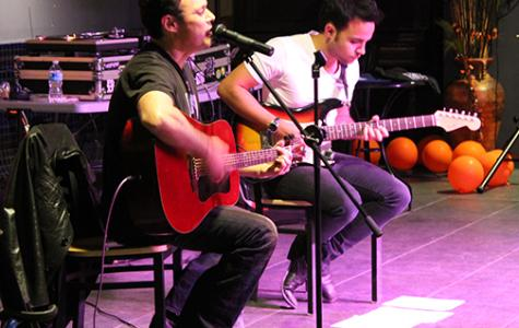 Leche 'Open Mic Night' brings different forms of art
