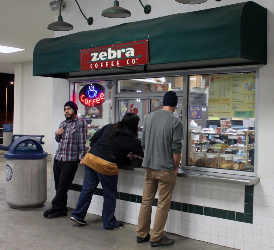 Zebra Cafe in talks for small renovations
