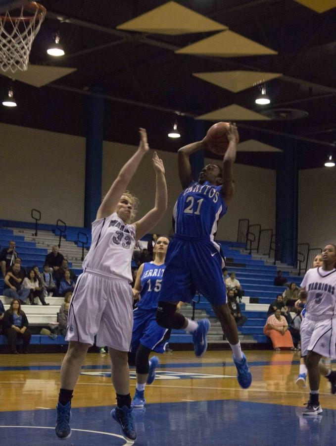 Falcons lose first conference game of the season