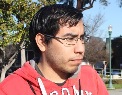 Diego Tobias, Chemistry Major