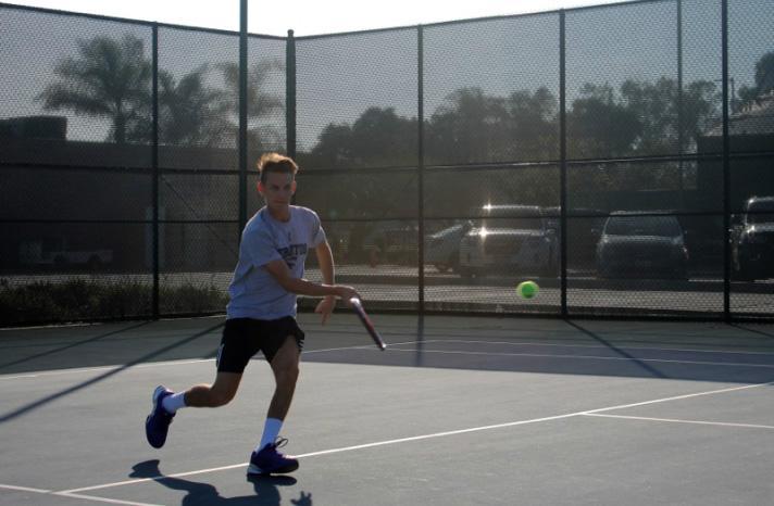 Slideshow%3A+Men%27s+Tennis+Falcons+vs.+Comets+%7C+Feb.+6