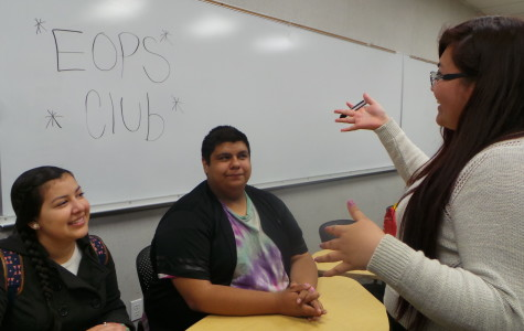 EOPS Club reaches out to new members