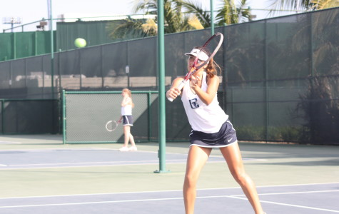 Women's Tennis get back on track defeating El Camino