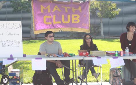 Math Club fundraises for SUCASA
