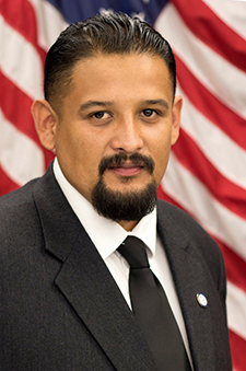 ASCC Presidential Candidate | Eduardo Del La Rosa