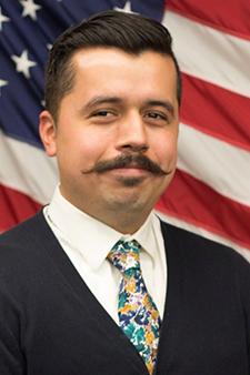 Victor Villalobos | Student Trustee Candidate | April 3