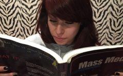 Multi-Tasking her way through college