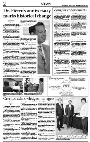 Page 2 - News