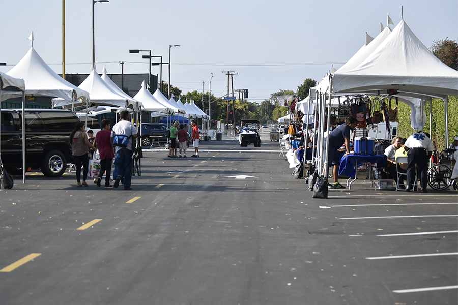 Low attendance at college festival causes early finish