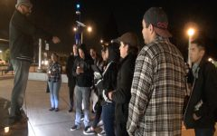 Vigil held in support of having Cerritos become a sanctuary school