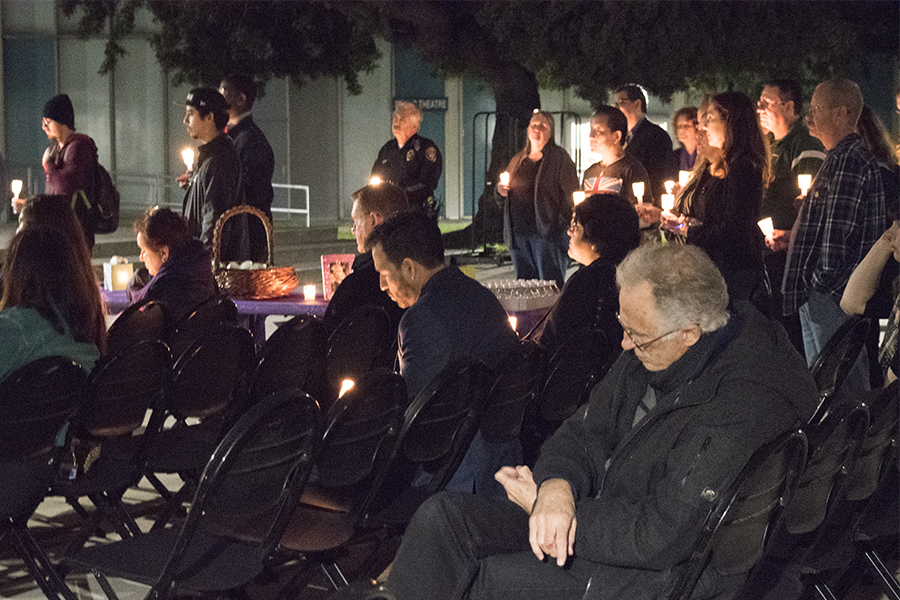 Renee Bloch vigil held Thursday