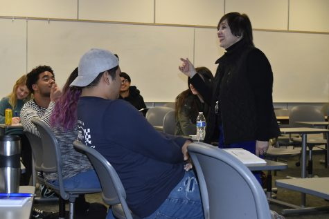 Campus event highlights historic women figures