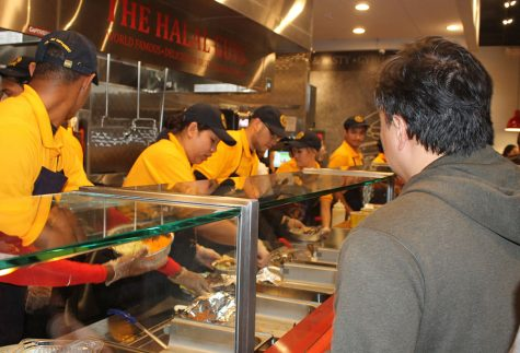 Halal Guys now at the Cerritos Promenade