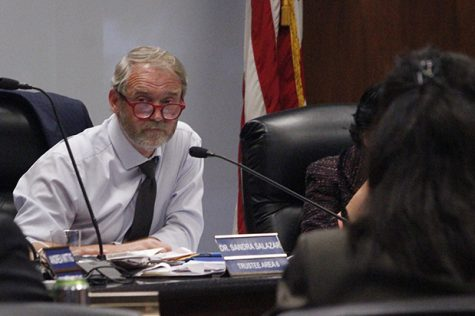 First trustee meeting overshadowed by personal problems