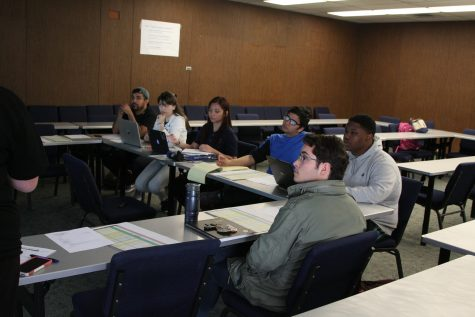 ASCC Budget Committee continue reviewing budget proposals