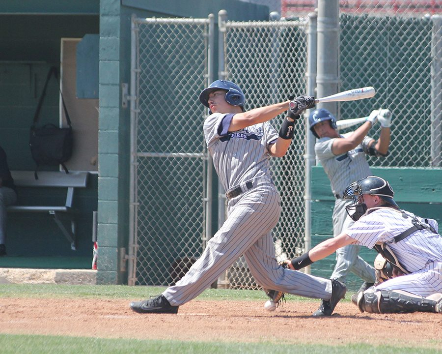 Cerritos swept for third straight series