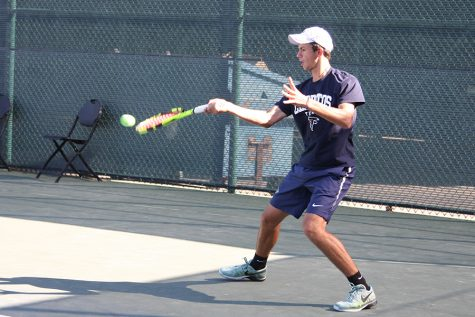 State title hopes derailed for tennis