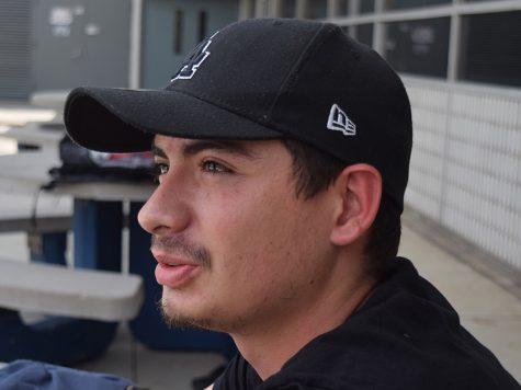Jesse Rodriguez, undecided major
