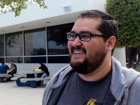 Enrique Elizarde, Psychology major