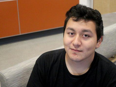 Isaiah Sotelo, Welding major