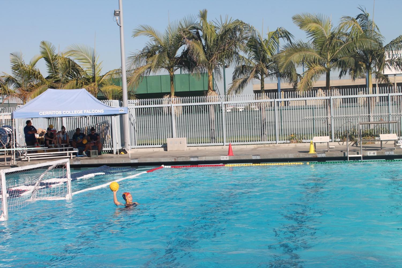 Women's water polo defeats LA Trade Tech
