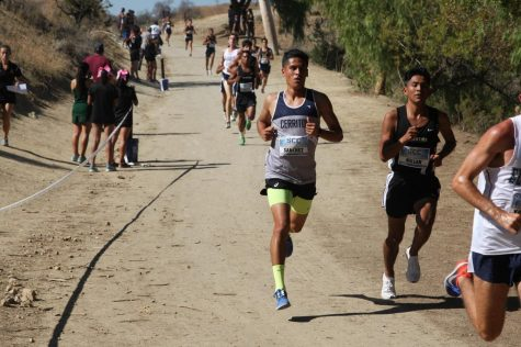 Men and Women's Cross Country eyeing top spot in conference