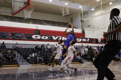 Falcons make it to Final Four with win against Yuba College—losing a starter to injury