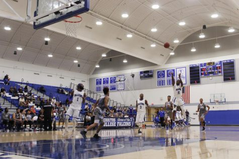 Falcons lay unresponsive against East Los Angeles College