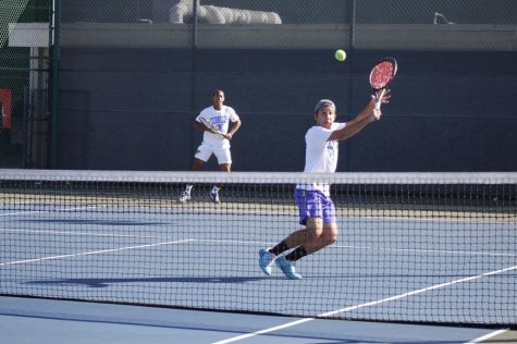 Falcons' men's tennis team get sixth straight win with victory over Cypress College