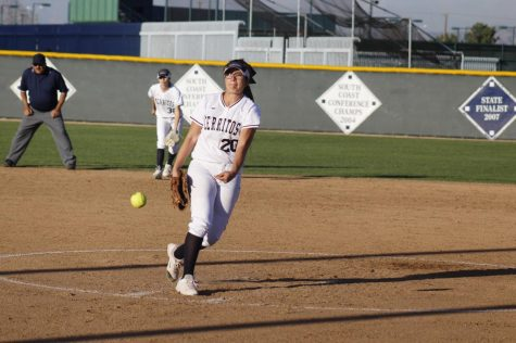 Falcons' softball stay humble in loss
