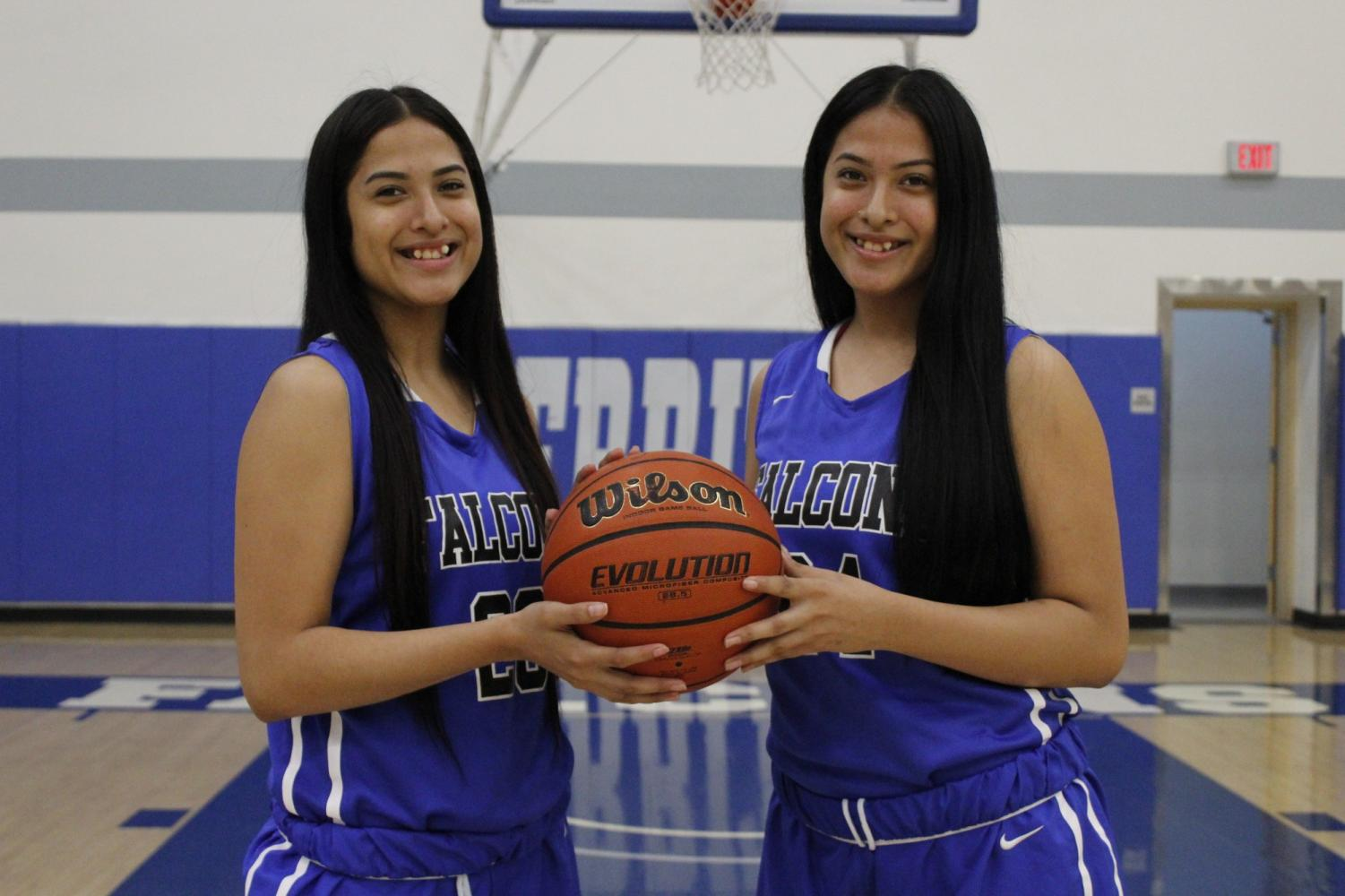 Twinning in the back court: The superstar twins of Falcons women's basketball