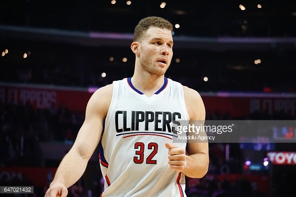 Getty Images: NBA - Los Angeles Clippers vs Houston Rockets