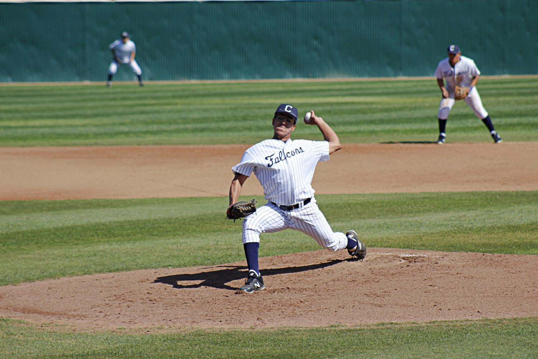Falcons' baseball clinch season series 2-1, against El Camino College