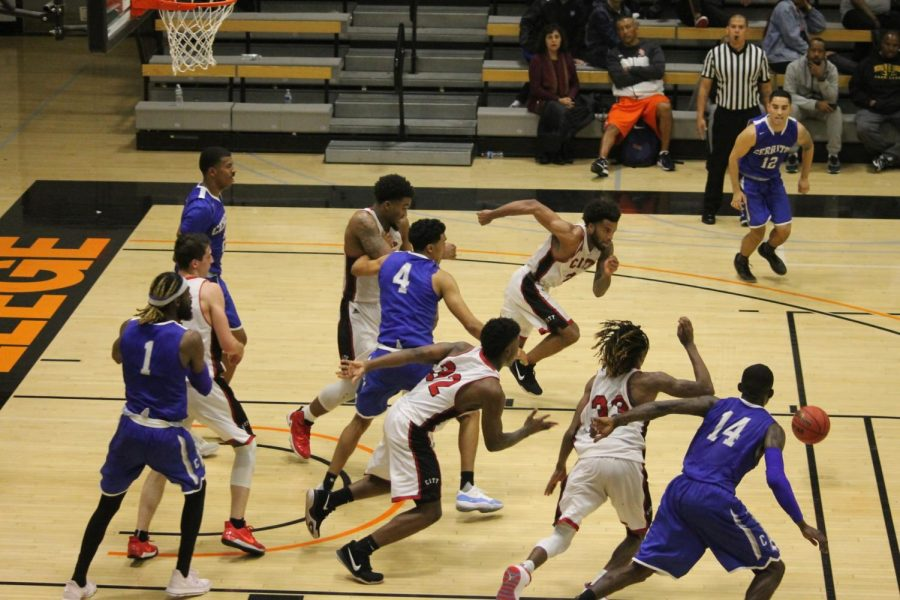 Falcons men's basketball's title hopes come to an end in Final Four loss against San Francisco City College