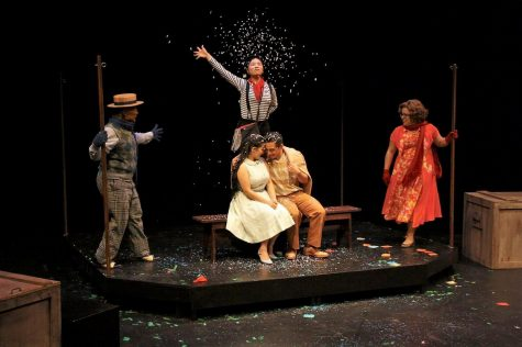 'The Fantasticks' is not as fantastic as it seems