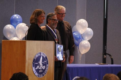Honoring Cerritos College faculty