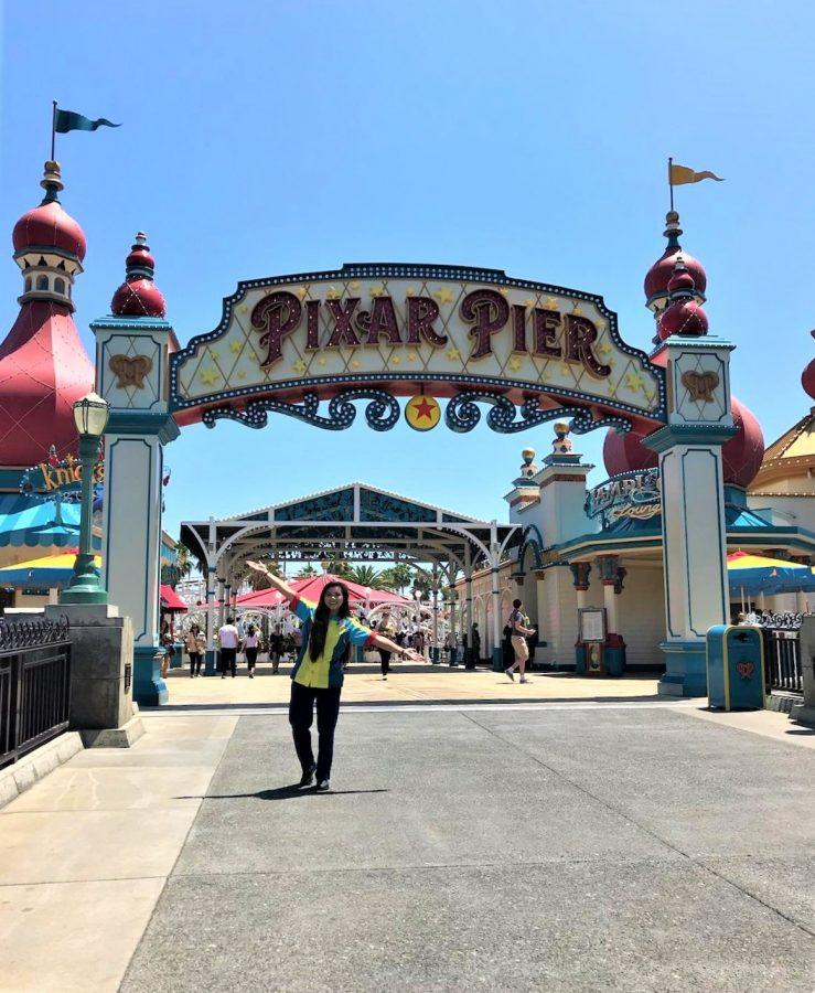 Disney's California Adventure retheme's Paradise Pier into Pixar inspired films, thus, creating Pixar Pier. Pixar Pier will open for guests to enjoy June 23.