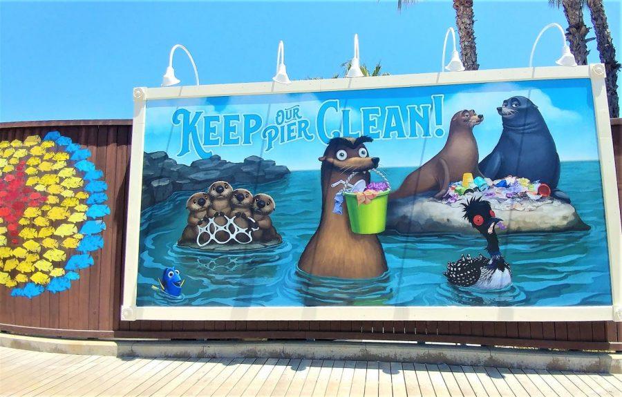 Pixar Boardwalk