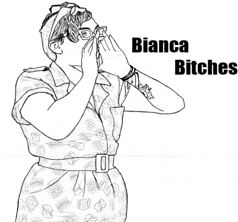 Bianca Bitches: Who asked you?