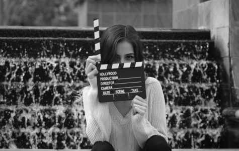 Kailei Lopez, film major, who mostly works behind the camera, such as editing and cinematography, on productions, will make her debut in front of the camera early 2019. Photo credit: Jackelynn Martinez