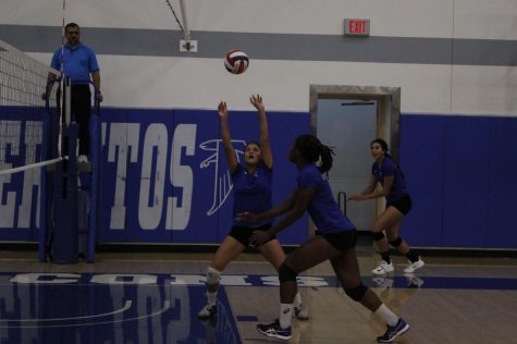 Women's volleyball hopeful for season with team growth